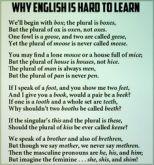Englishishard