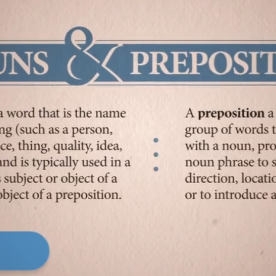 wordcrimes nouns & preps